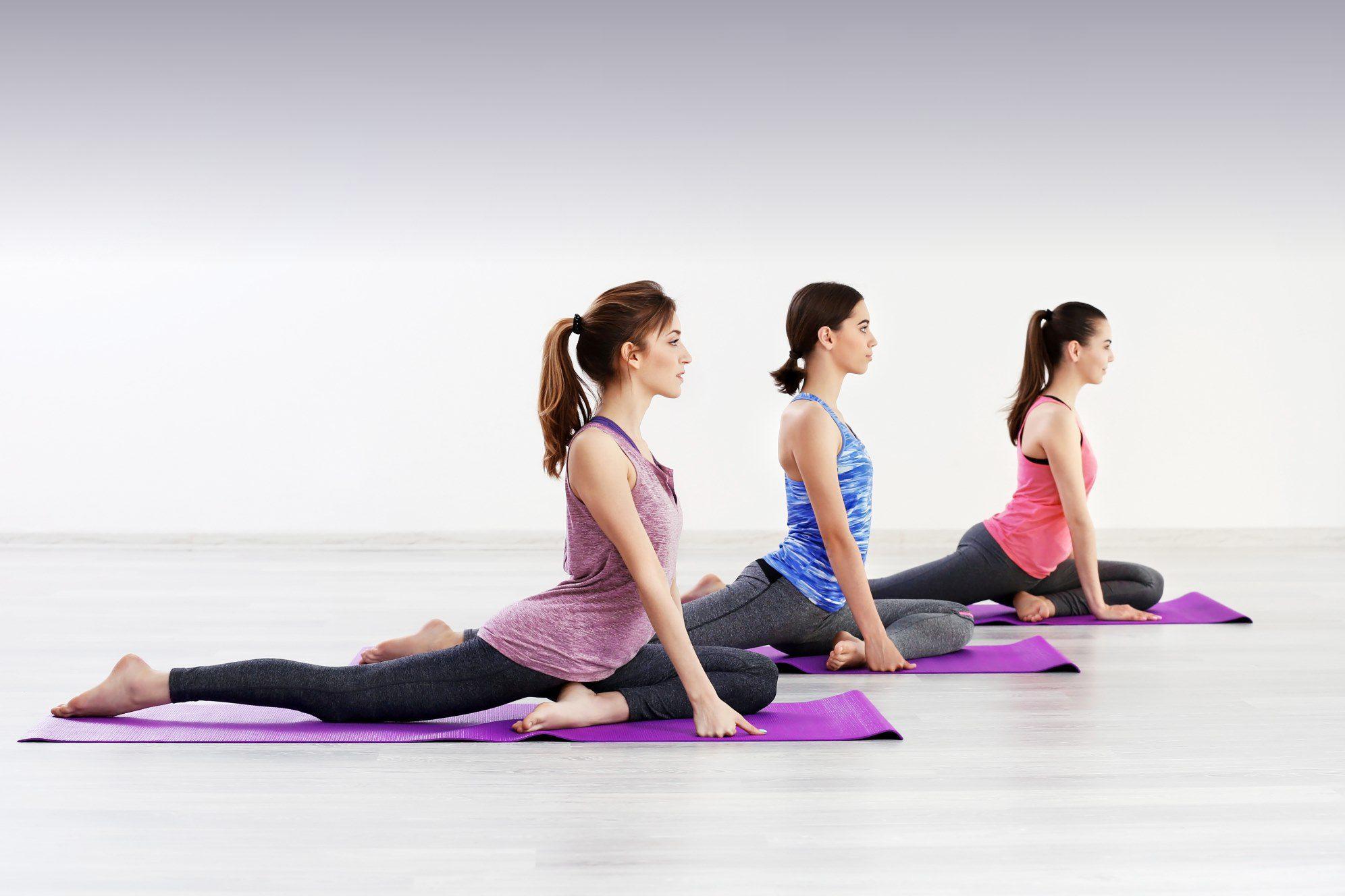 Slide 2 – cours yoga magny en vexin